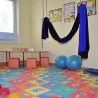 """Комната для занятий с психологом в Томатис-центре """"Амадей"""""""